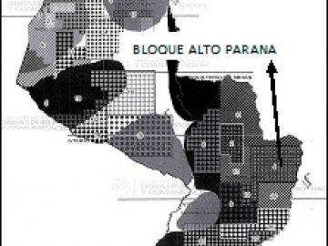 Estudios de Impacto Ambiental de Proyecto de Prospección de Hidrocarburos en la Republica del Paraguay
