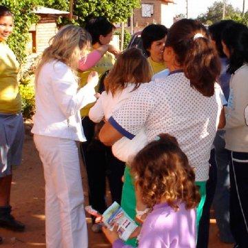 """Evaluación de la Campaña de Sensibilización a Usuarios Públicos y Privados sobre los Servicios Institucionales"""" en el marco del """"Fortalecimiento de la Competitividad del Sector Exportador Paraguayo"""""""