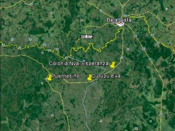 Elaboración de los Estudios de Factibilidad Técnica, Económica y Socio ambiental del Tramo: Bella Vista Norte - Pastotil - Curusu Eva – Puentesiño de 69,33 km en el Departamento de Amambay